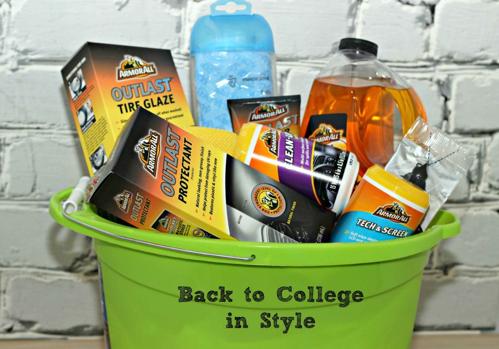 Head back to college in style #1stImpressionsCount