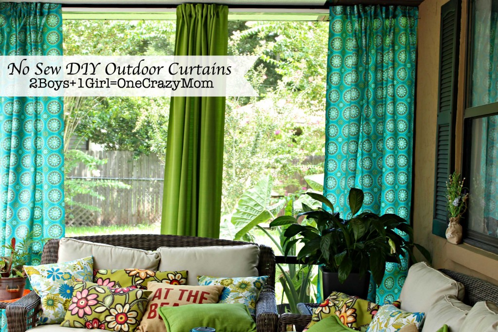 Love my #DIY No Sew Outdoor Curtains _edited-2