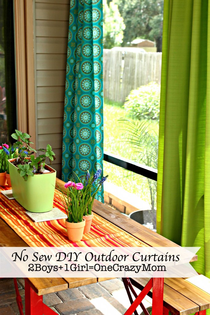 Simple No Sew #DIY Outdoor Curtains _edited-1