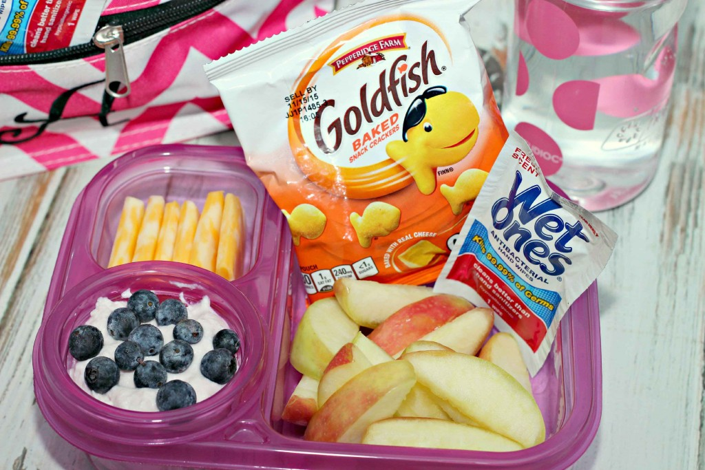 Simple lunchbox ideas without a sandwich