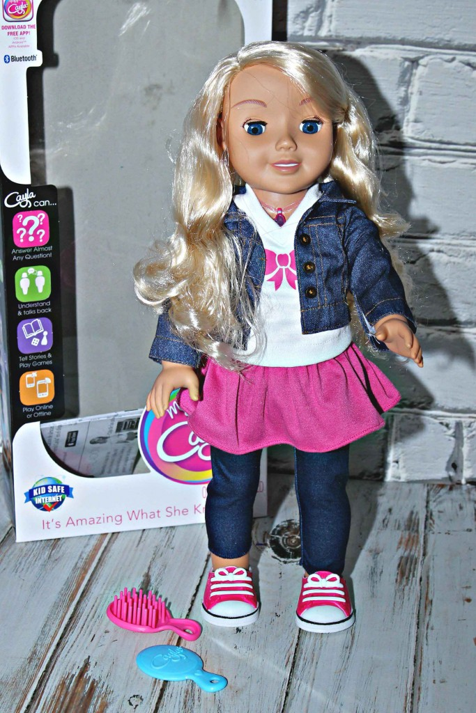 Such a cool Toy Cayla My new BFF #Review