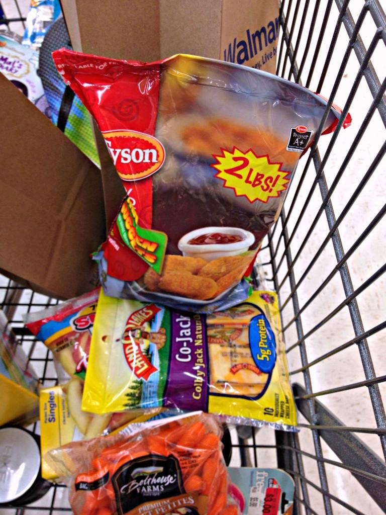 #TysonProjectAPlus snack ideas