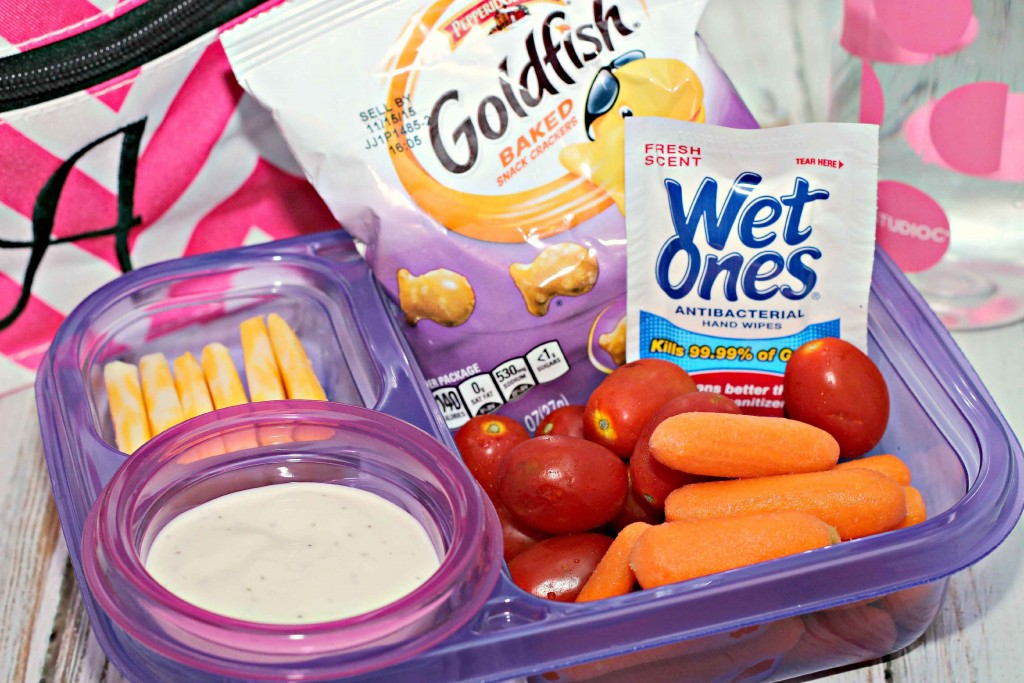 Fun lunch box ideas without a sandwich