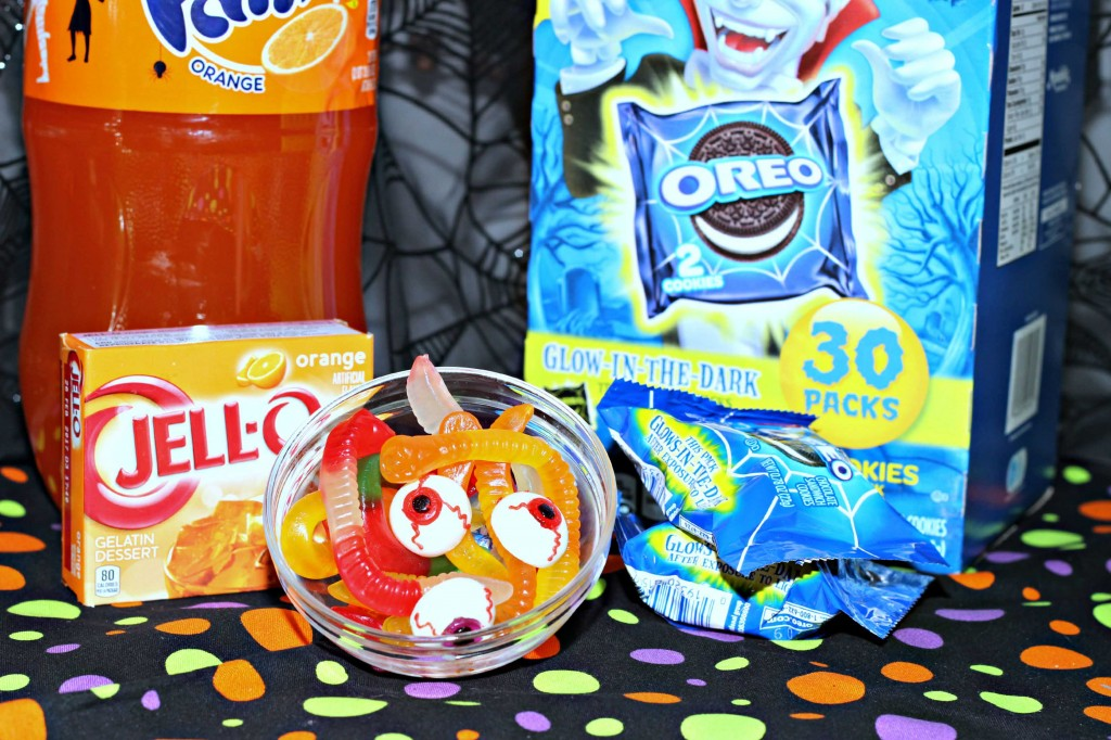 #SpookySnacks are easy to make with these items