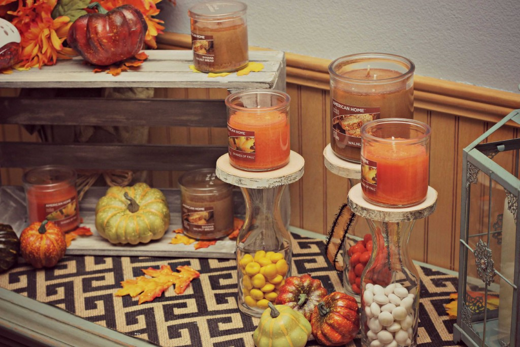 decorate for fall in style this year #LoveAmericanHome