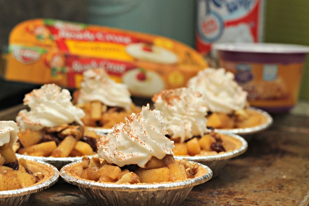 dish up #EffortlessPies this holiday season