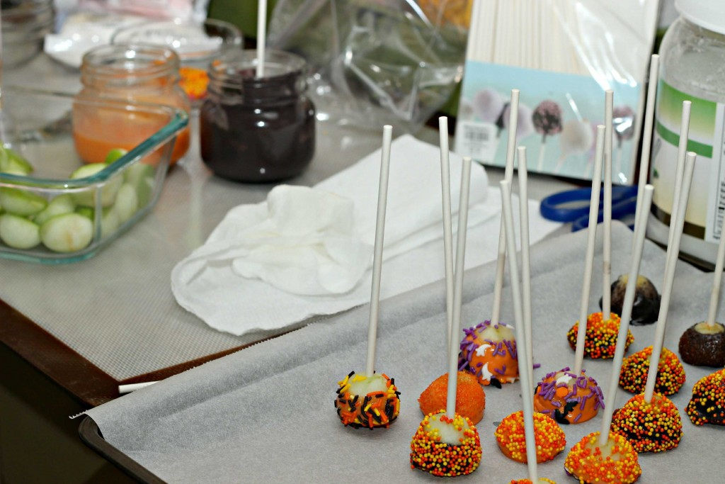 Apple Pops will be a hit at any fall gathering