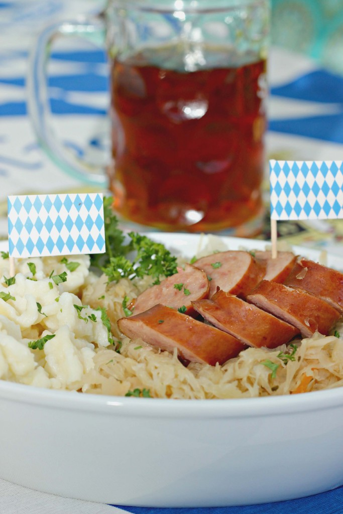 Hello Oktoberfest meal #Recipe