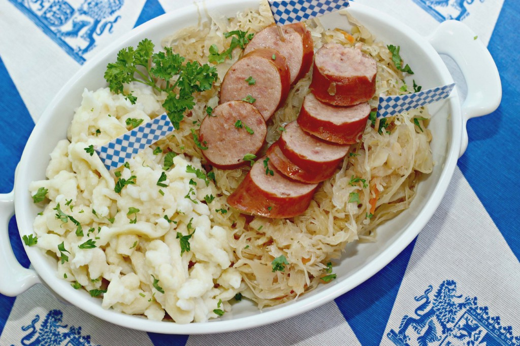 Oktoberfest Dinner idea #Recipe