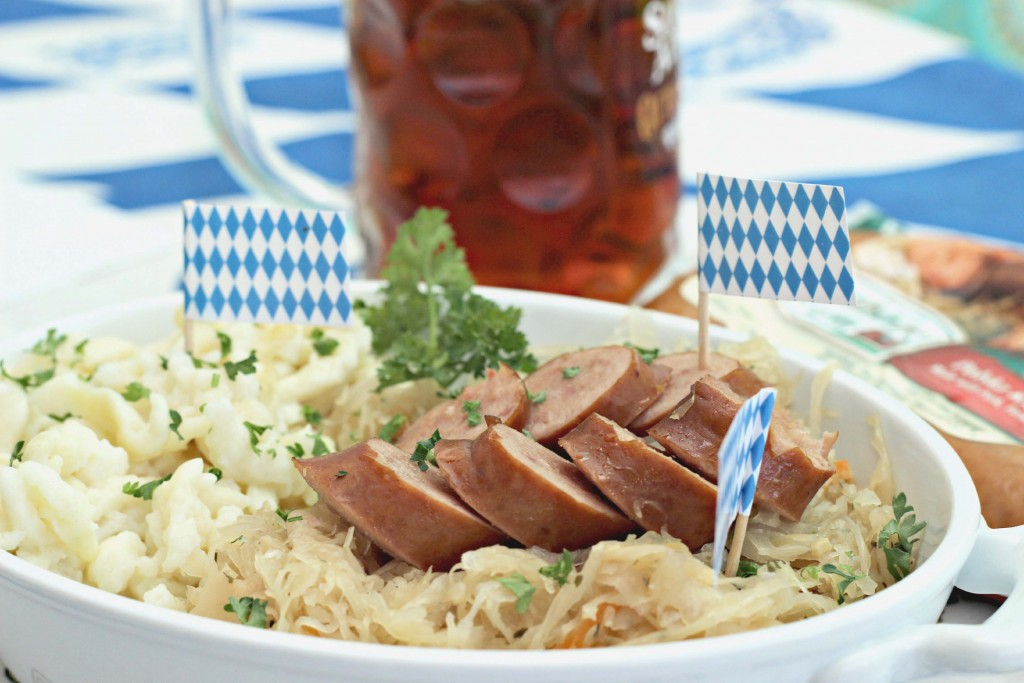 Dish up an Authentic German Oktoberfest Recipe for your friends #OktoberOnTheFarm