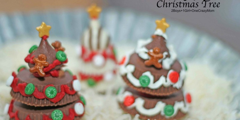 Make your own Chocolate Christmas Tree this year DIY #GiftIdea