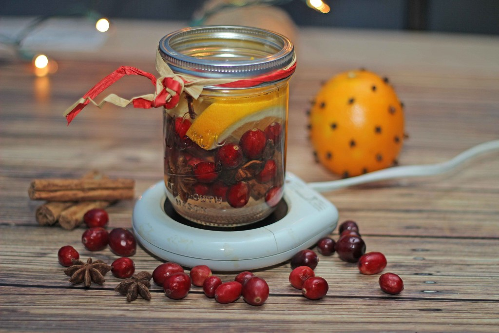 Christmas in a Mason Jar can be an awesome Christmas Gift Idea