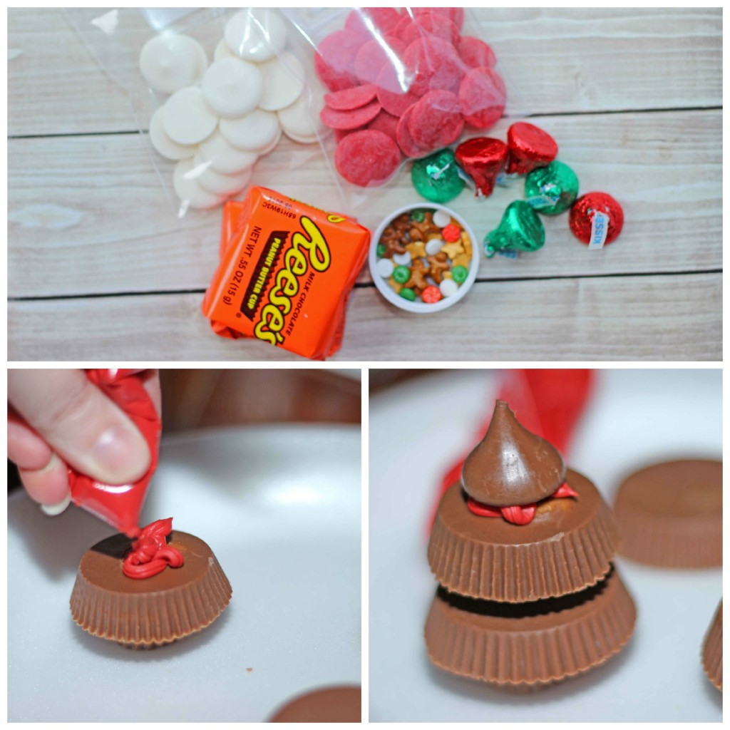 Create your own Chocolate Christmas Tree can be simple