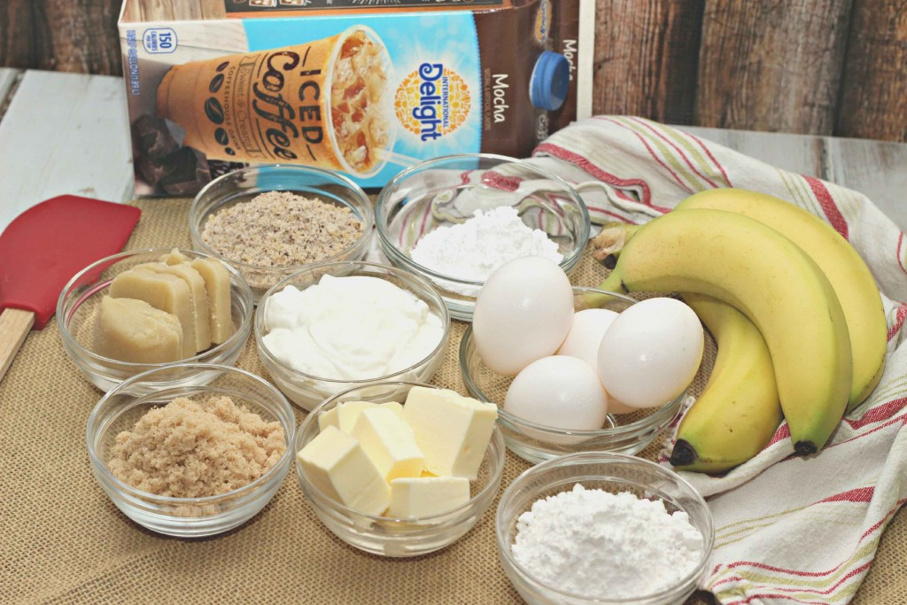 This is what you need for my German Banana Nut Delight cake #FoundMyDelight