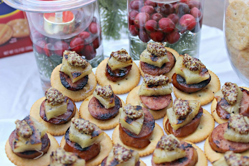 Ideas for Christmas Parties and Recipes