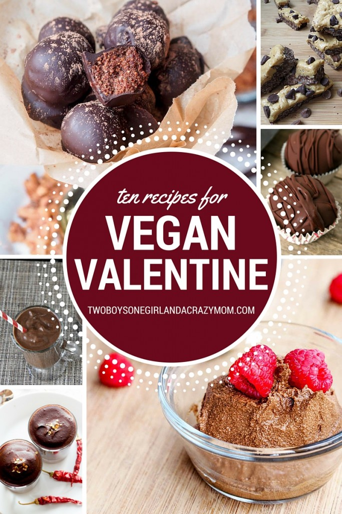 10 Vegan Valentineu0027s Day Recipes