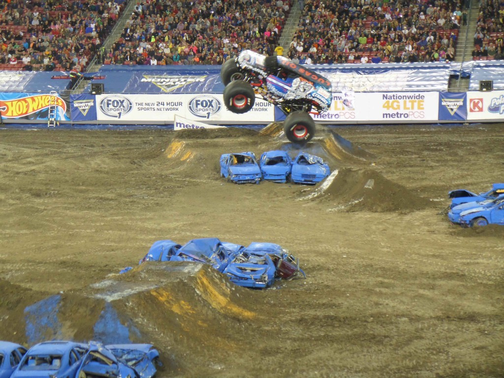 Monster Trucks are rolling into Central Florida again