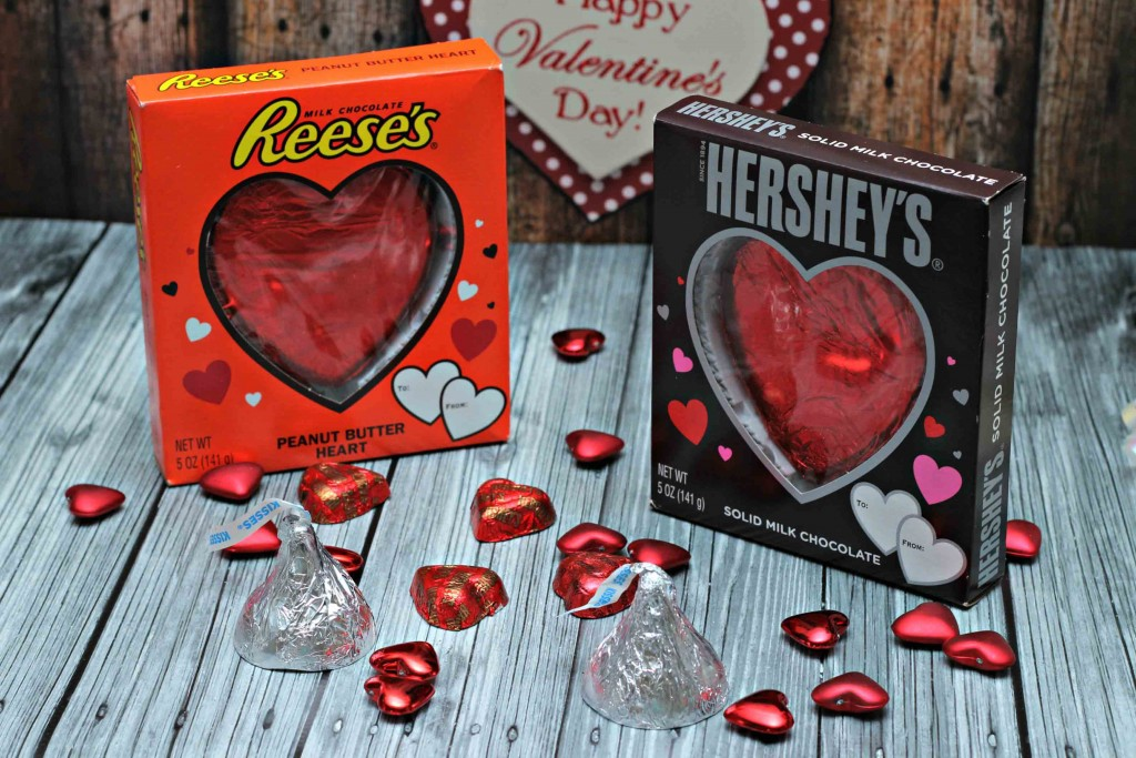 Simple Gift ideas for Valentines Day - 2 Boys + 1 Girl = One Crazy Mom