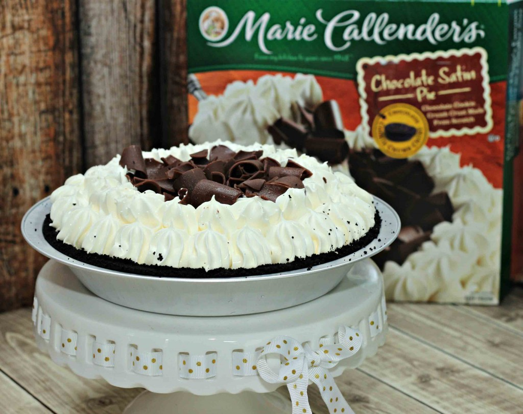 Dessert can be so simple #MarieCallenders #vn #ad