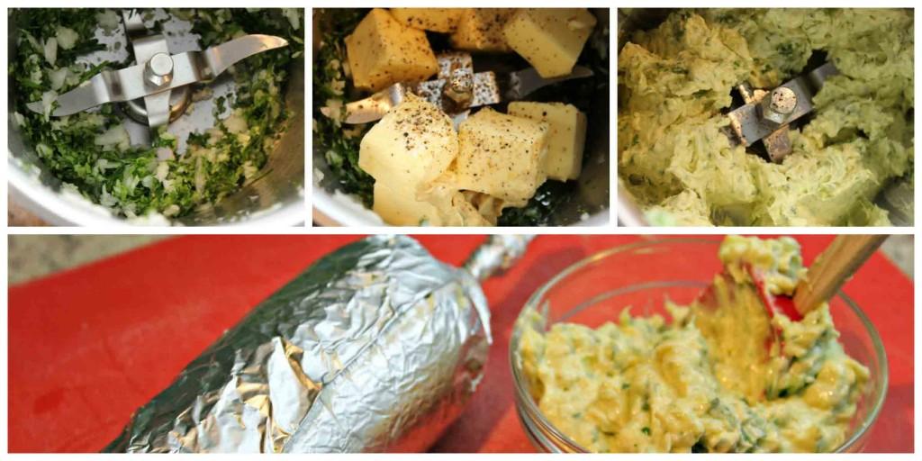 Garlic Herb Butter Homemade Recipe #Idea