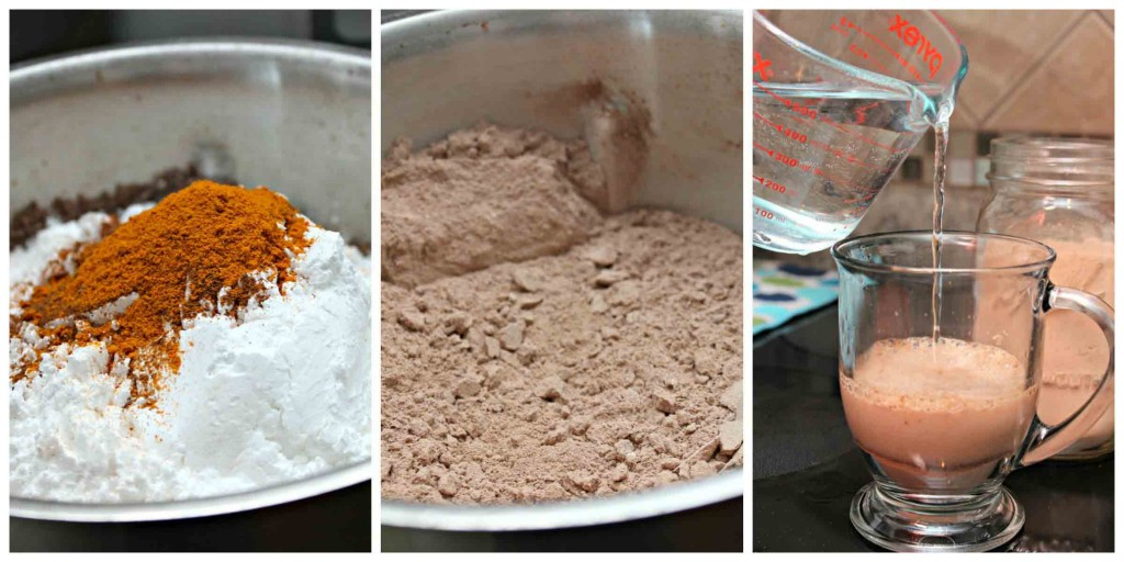 Homemade Hot Cocoa Powder is so easy