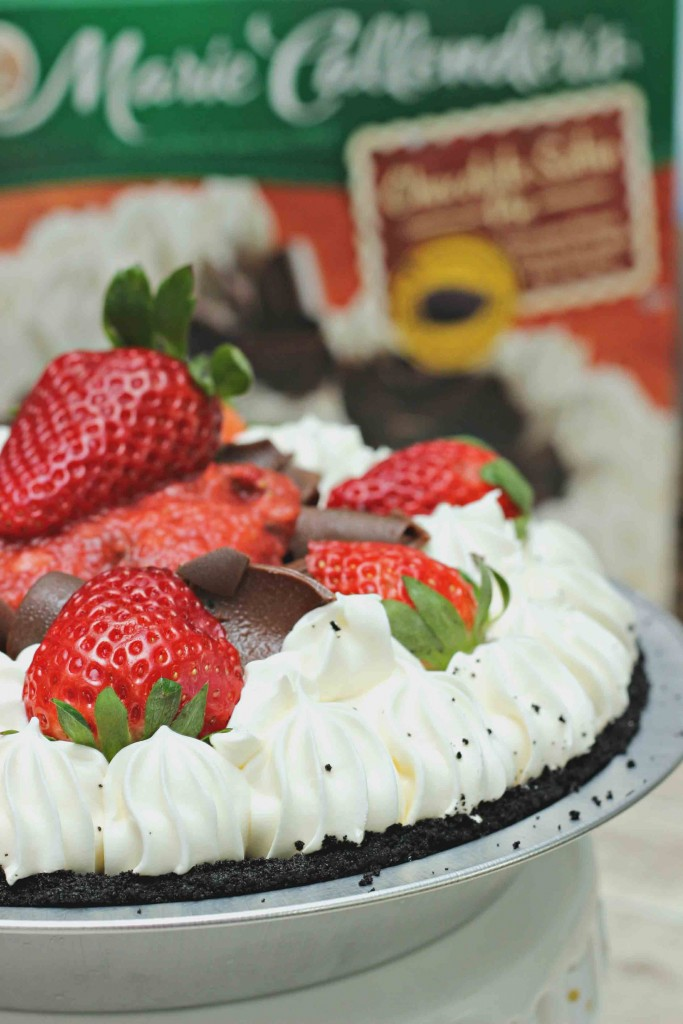 Make a simple dessert and personalize it just for your family #MarieCallenders #vn #ad