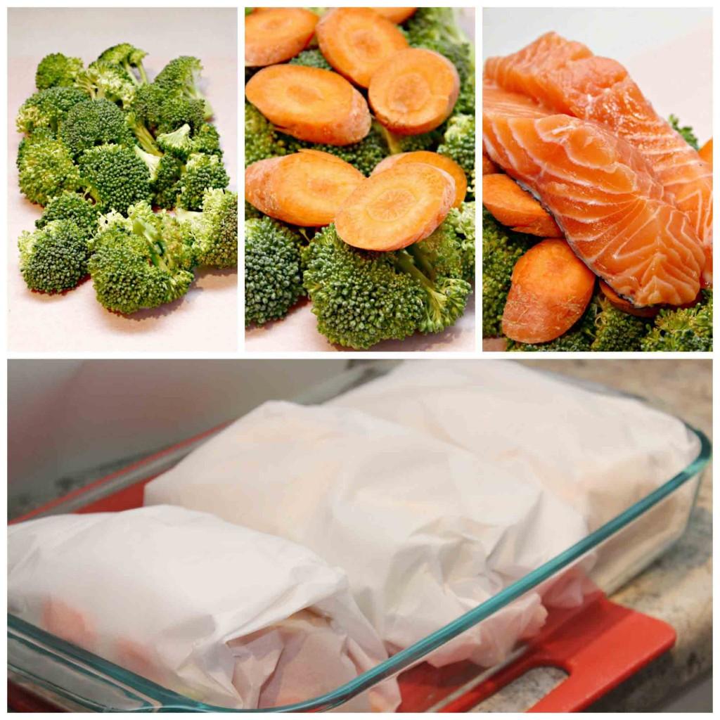 Orange Ginger Salmon Foil Pack #SamsClubMag