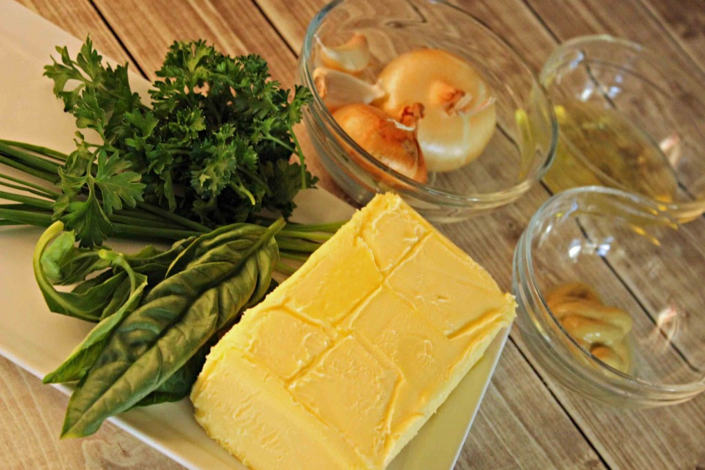 This is what you need for the Garlich Herb Butter_edited-1