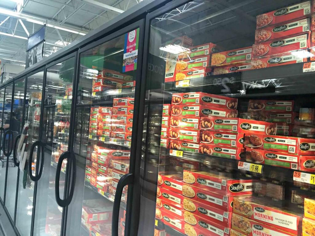 Walmart #STOUFFERSGOODNESS