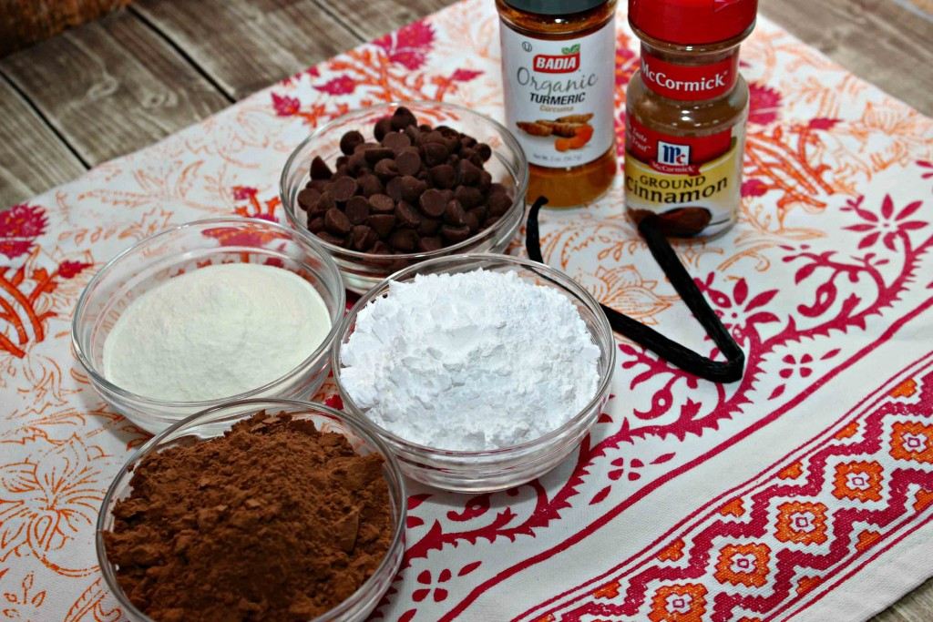 make homemade hot chocolate powder #recipe #SnuggleUpMoments