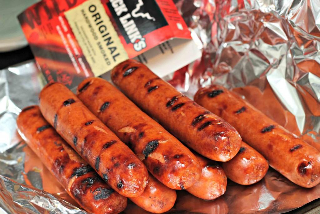 simple sausage dinner #WildSideOfFlavor