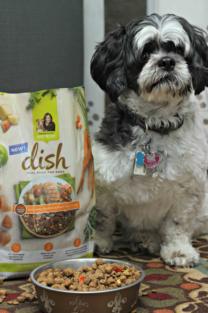 #MyNutrishDish is my pups favorite