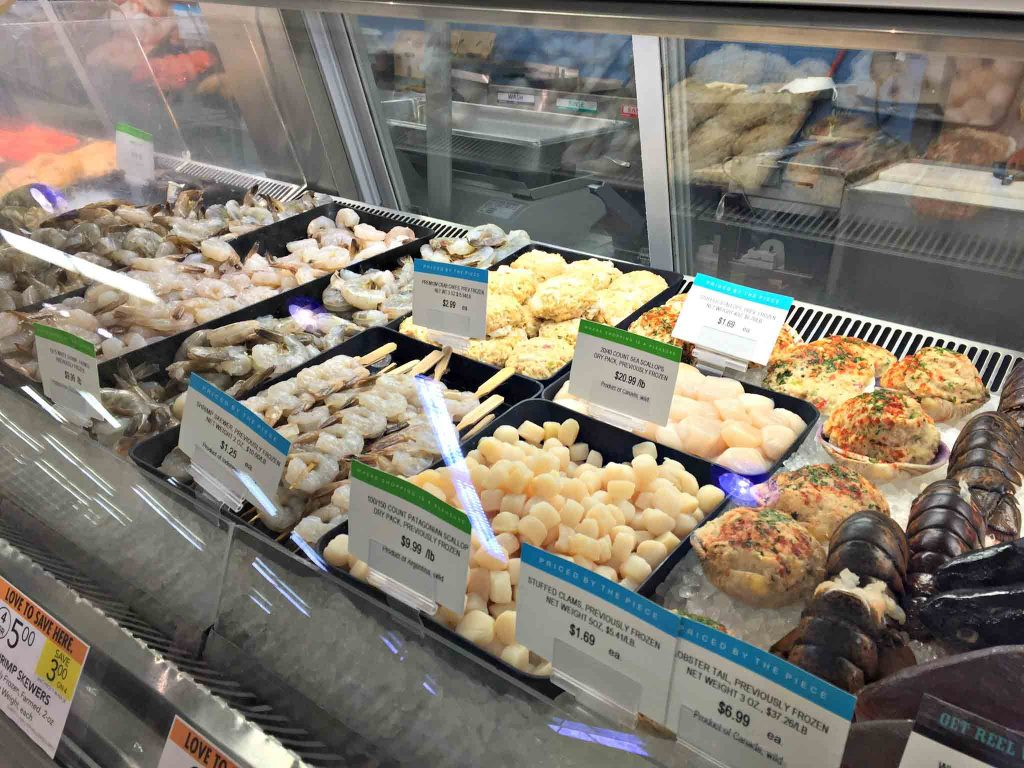 SeaFood Fresh FromFlorida