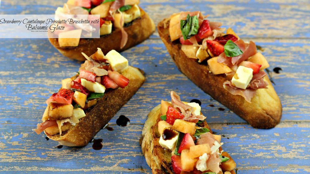 Cantaloupe-Prosciutto-Bruschetta-snack