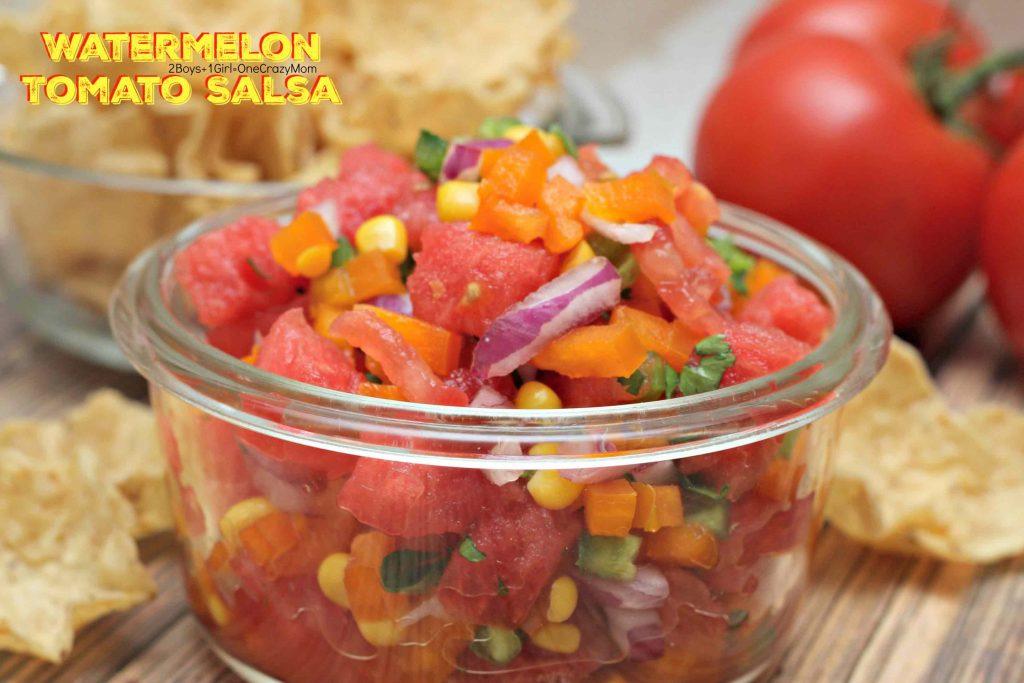 Simple-Watermelon-Tomato-Salsa