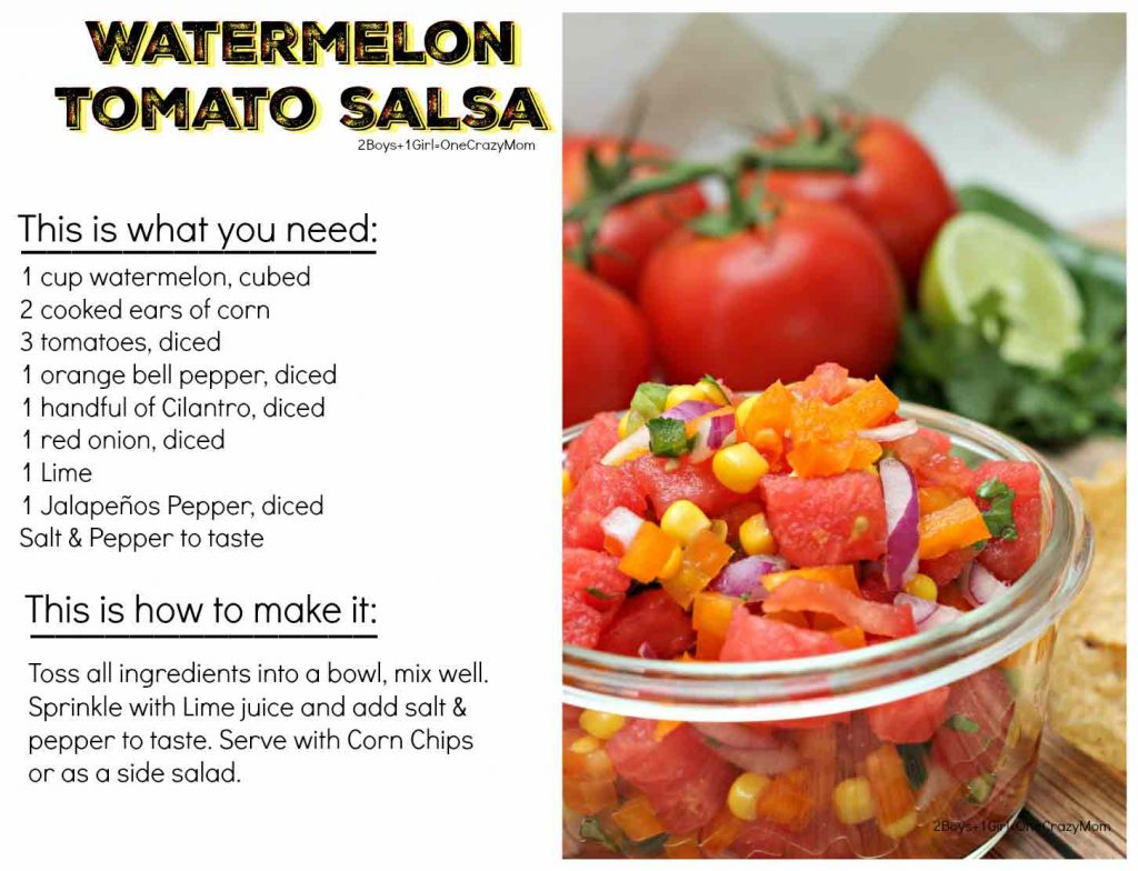 Watermelon-Tomato-Salsa-fresh-from-Florida-#Recipe-card