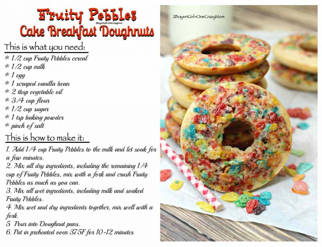 Fruity-Pebbles-Cake-Breakfast-Doughnut-#Recipe-card