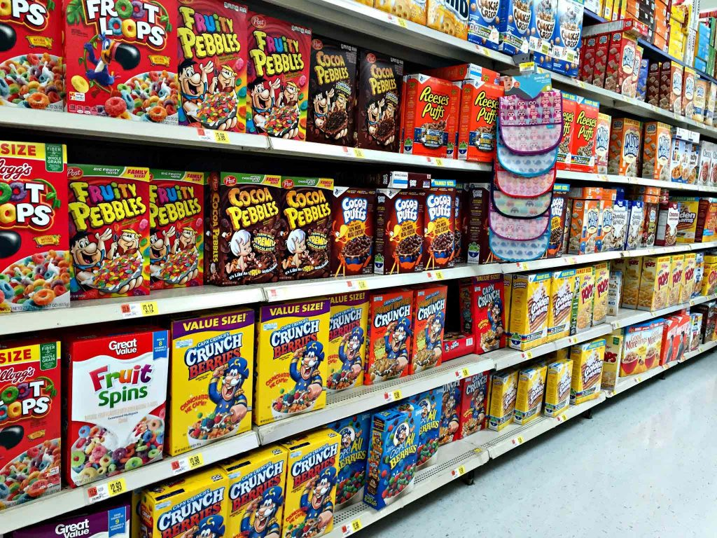 #RealDelicious-#CerealAnytime-Walmart