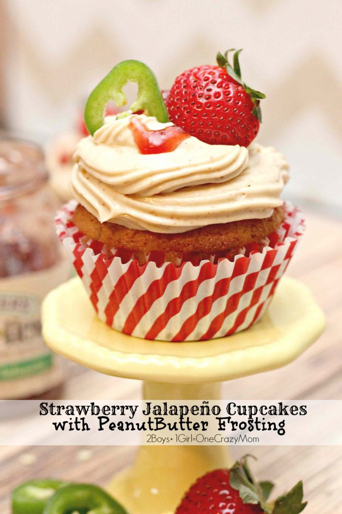 Strawberry-Jalapeno-Cupcake-with-PeanutButter-