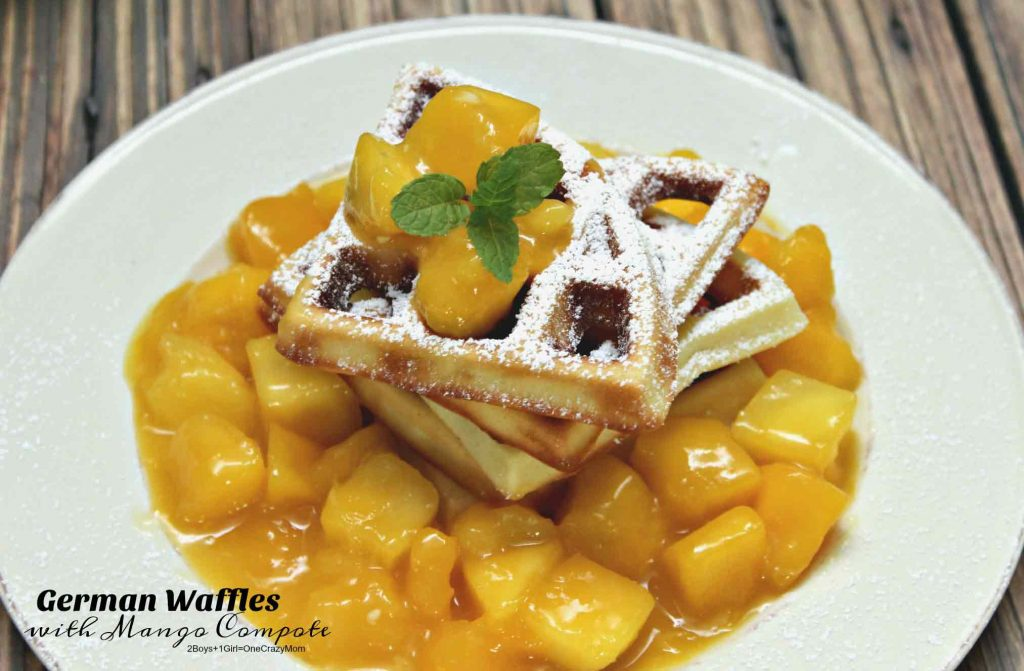 german-waffles-with-mango-compote-disasteraverted-dolefrozenfruit