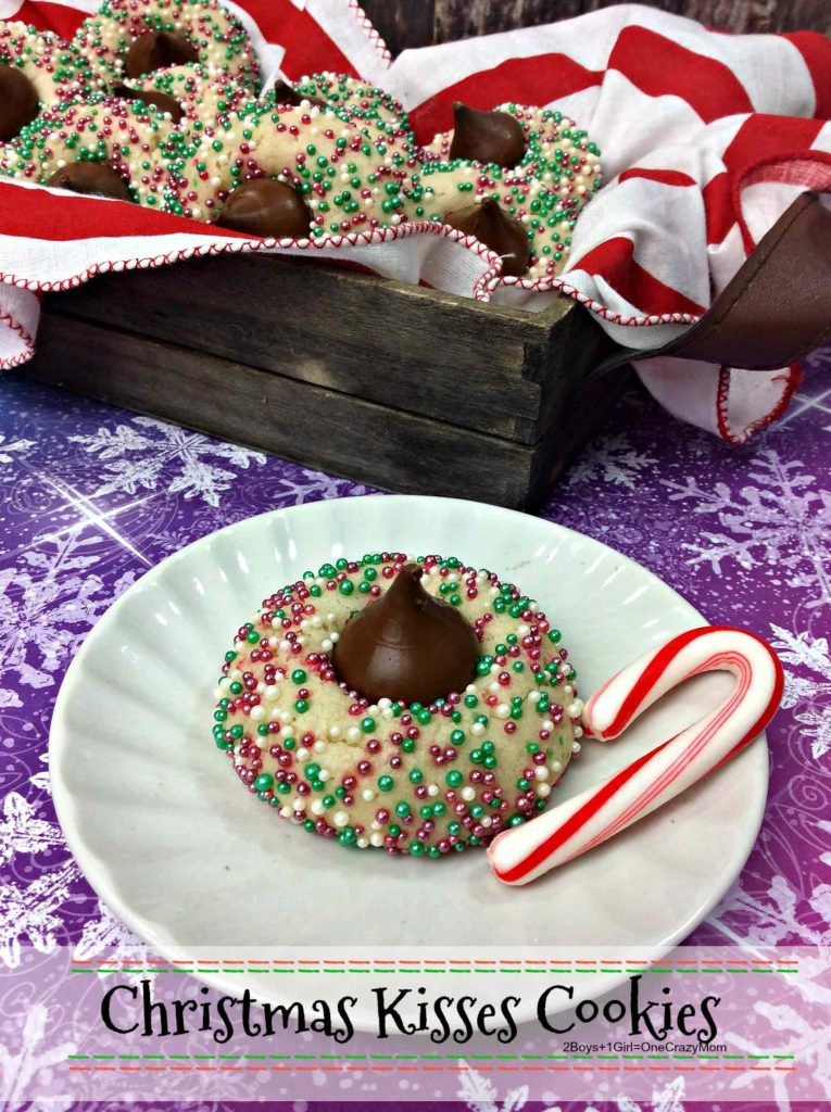 Christmas Cookies Kisses and our Netflix Stream List