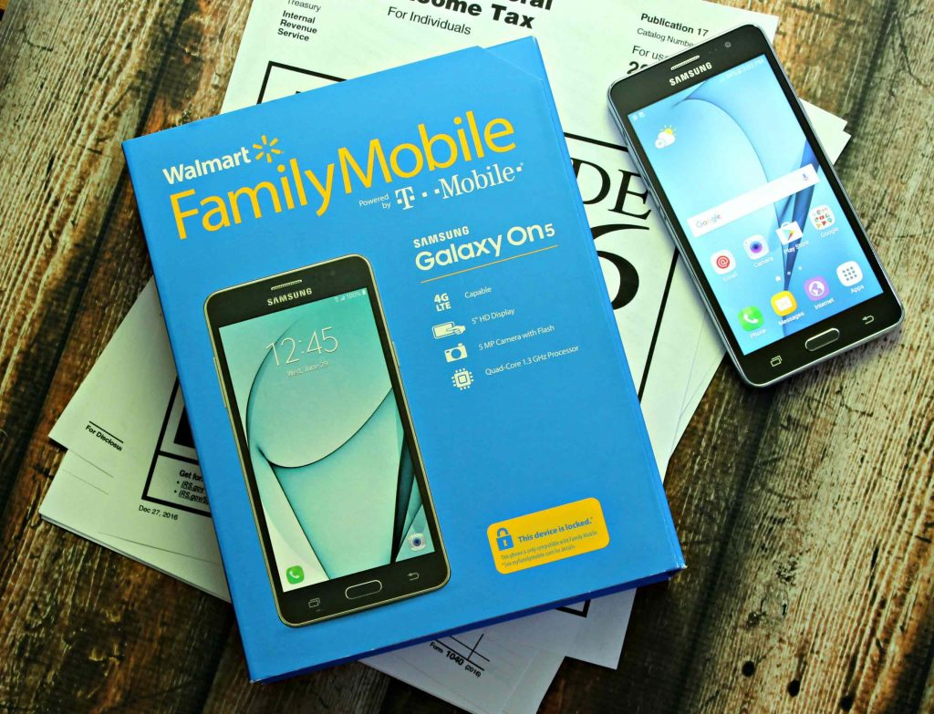 Say Hello to your Tax Refund with a new Cell Phone