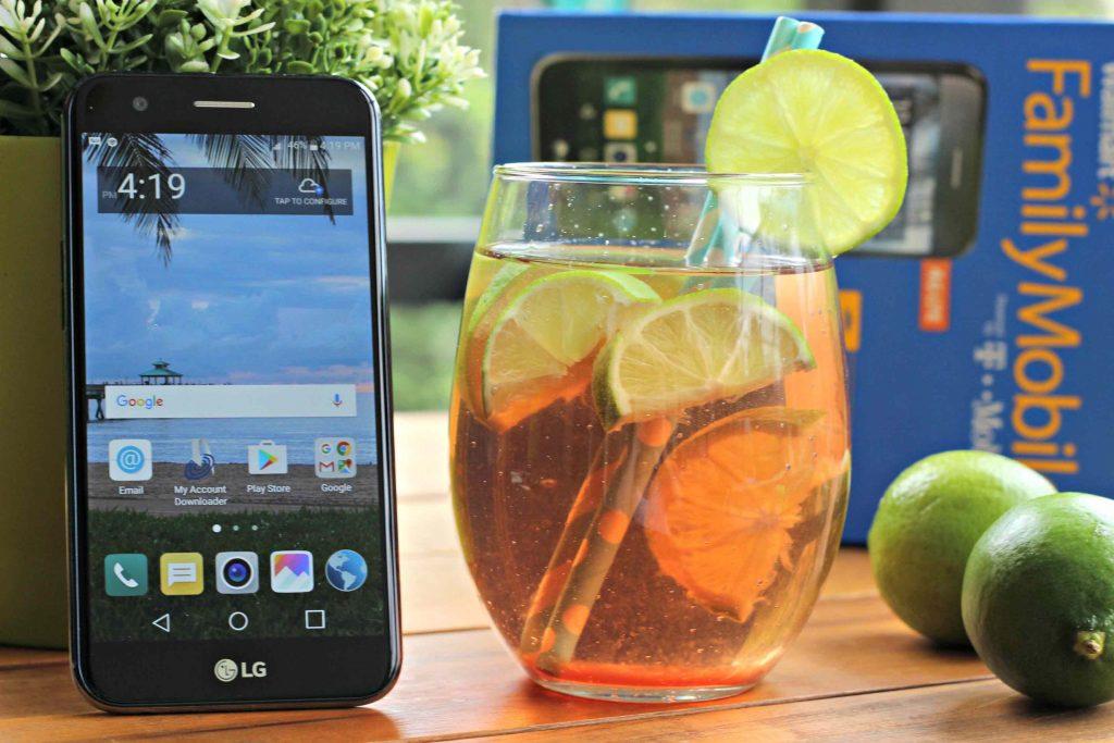 Summer Drink idea Homemade Iced Tea Syrup