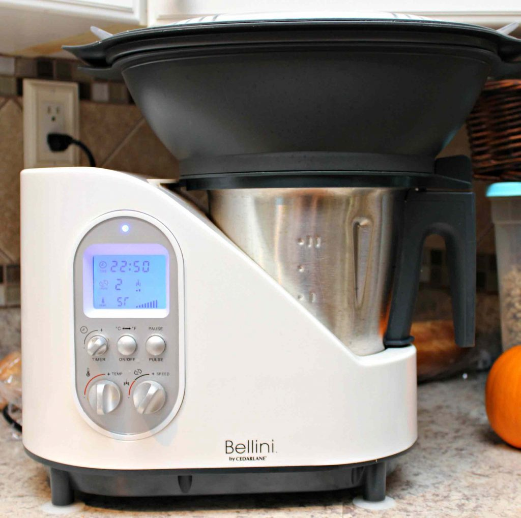So, While Prepping For My Pumpkin Pie, My Macu0027 N Cheese And All The Other  Side Dishes I Put My Bellini Kitchen Master To Work, He Mastered Every Step  And ...
